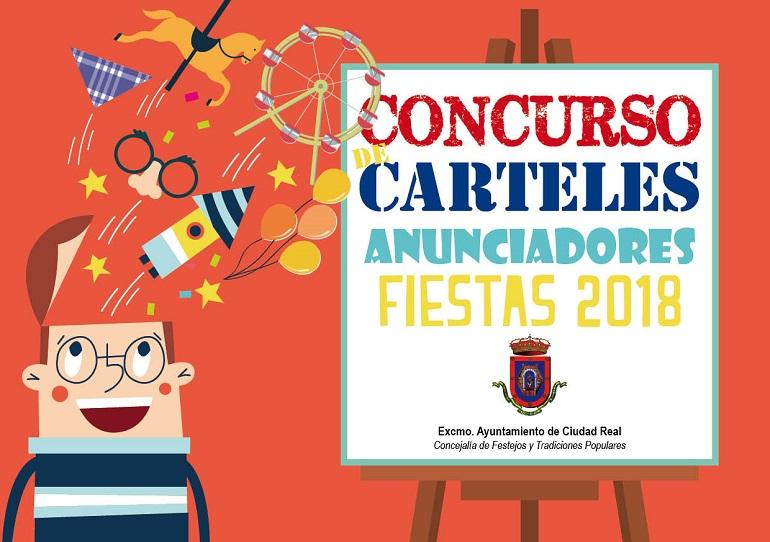 Ciudad Real Abierto el plazo para los diferentes concursos de carteles anunciadores de las fiestas del 2018