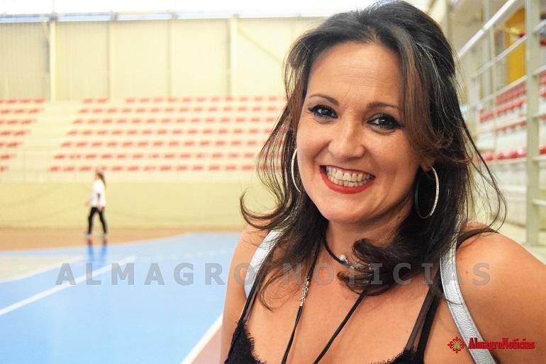 Conchi Ledesma presidenta del Almagro FSF001