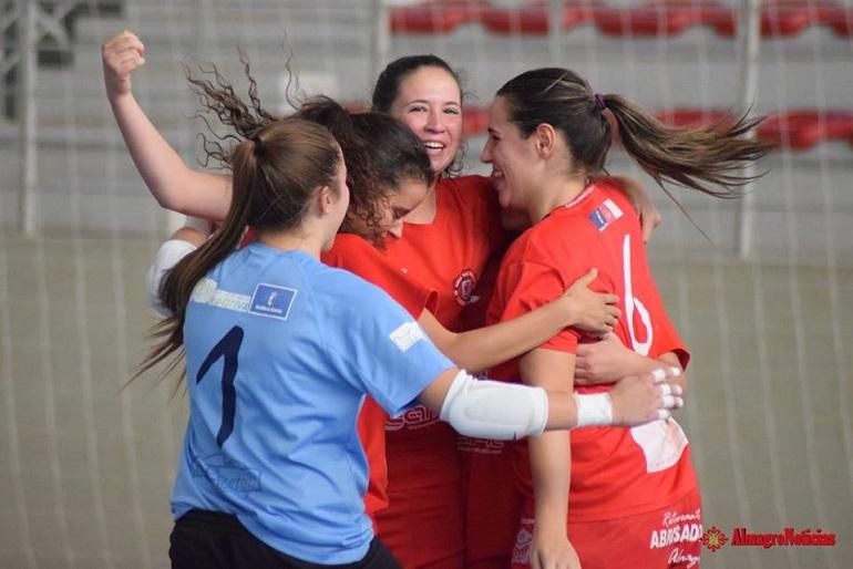 El Almagro FSF consolida su liderato una semana más frente a un rival directo como es el Monachil al que derrotó por 2-6