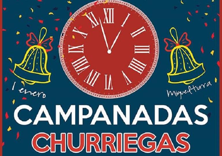 Miguelturra celebrará las Campanadas Churriegas, como ya es tradición, a la una de la madrugada de la Nochevieja