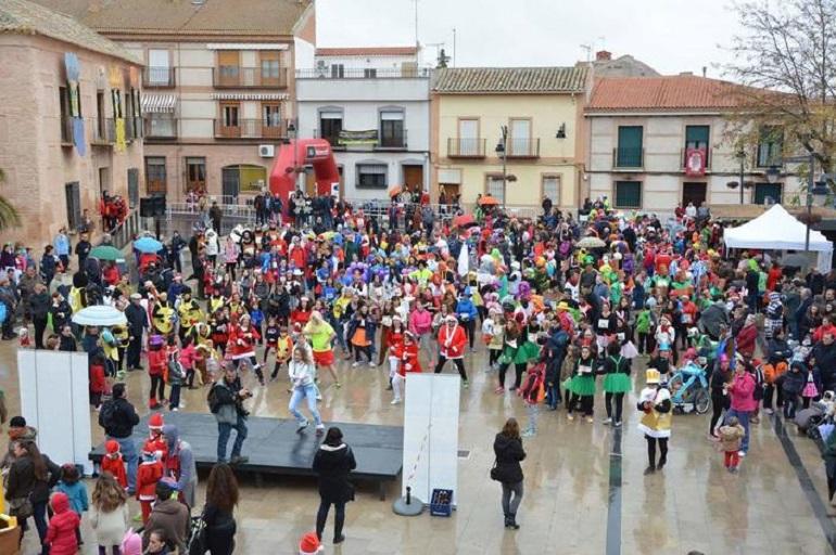 Torralba de Calatrava Más de 500 participantes ya se han inscrito para la San Silvestre torralbeña