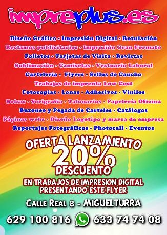 Impreplus Apertura 326