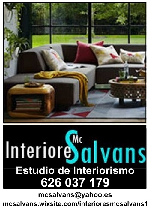 Interiores MC Salvans - Estudio de Interiorismo - 626 037 179