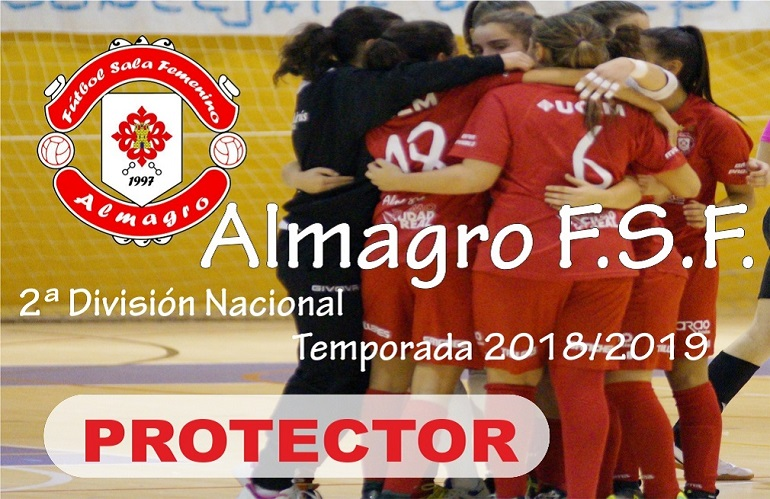Hazte socio! Temporada 2018-2019 - Almagro FSF