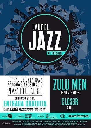 Laurel Jazz Corral de Calatrava 316