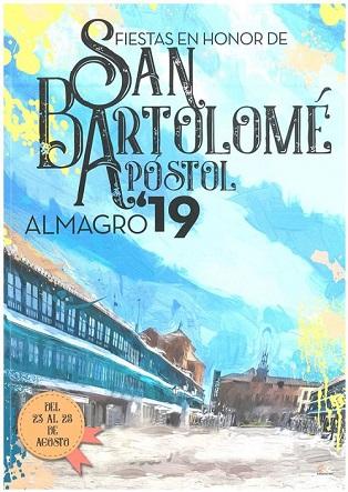 Programa Feria y Fiestas 2019 - Almagro