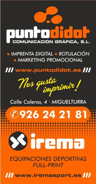 Irema Sport y Punto Didot - 926 24 21 81